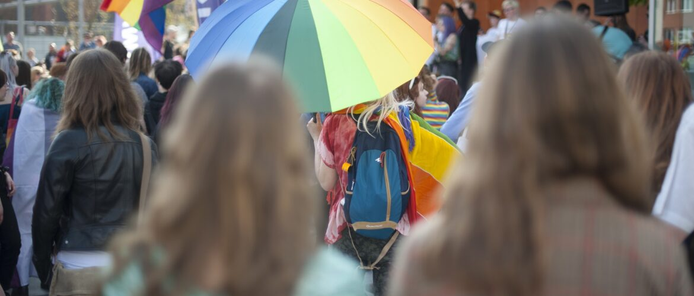 Regenbogen LGBTQ
